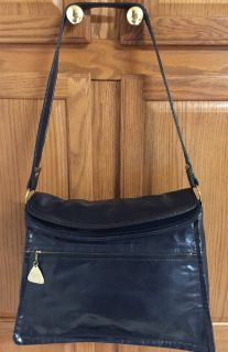 Nice Big Dark Navy Purse