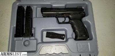 For Sale: Heckler & Koch HK45 pistol w/ 3 mags
