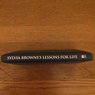 Sylvia Browne's Lessons for Life Book