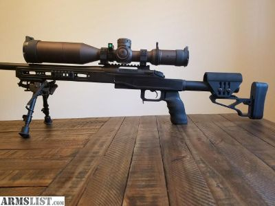 For Sale: XLR Element Chassis Remington 700 SA