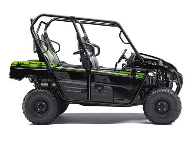 2017 Kawasaki Teryx4 Side x Side Utility Vehicles Chanute, KS