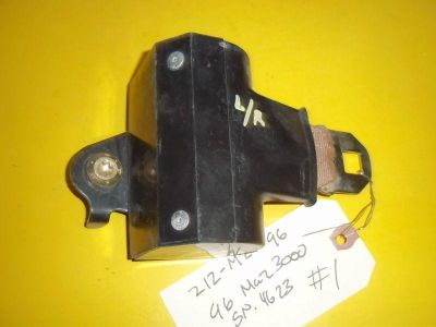 Find 95-97 Mazda B2300 B3000 B4000 Extended Cab Plus Left or Right Rear Seat Belt motorcycle in Tucson, Arizona, US, for US $25.00