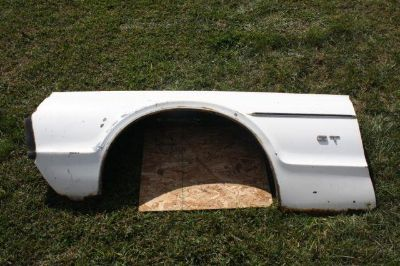 Sell 1967 68 MERCURY COUGAR FRONT D/S FENDERS OEM FOR ALL STEEL GT390 PARTS CAR motorcycle in Levittown, Pennsylvania, US, for US $179.99