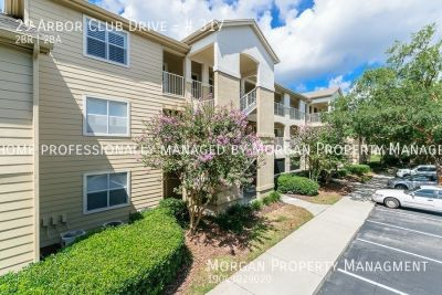 Fully Furnished Condo in Ponte Vedra Beach for Long-Term Rental