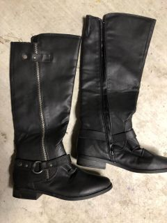 New-Black Rampage Size 9 Women s Boots