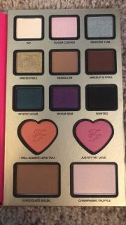 Brand New Too Faced Make Up Palette
