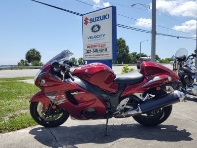2012 Suzuki Hayabusa LTD SuperSport Motorcycles Melbourne, FL