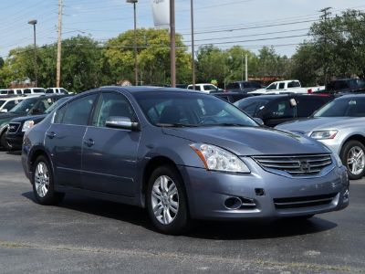 2010 Nissan Altima 2.5 (Ocean Gray Metallic)