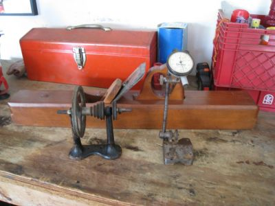 Vintage and Antique Tools. Cast and Wood