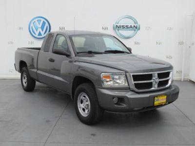 2010 Dodge Dakota ST (Gray)