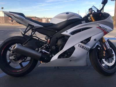 2015 Yamaha YZF R6