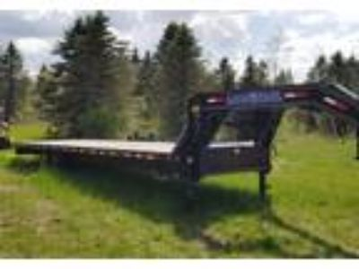 2018 Load Trail Flatbed-Trailer Trailer in Lakeview, MI