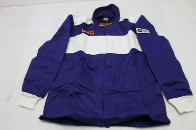 RCI RACE JACKET Multi Layer BLUE SFI 3-2A/5 Racing Driving