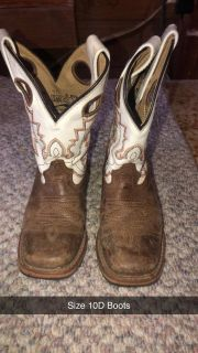 Kids size 10 Boots