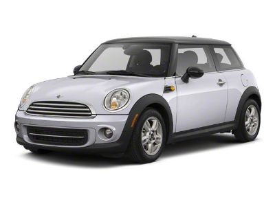 2012 MINI Cooper Base (Midnight Black Metallic)
