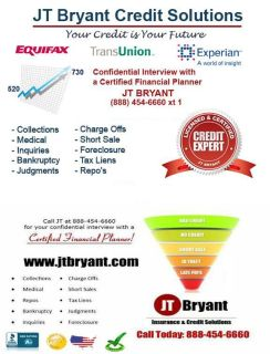JT Bryants Credit Solutions