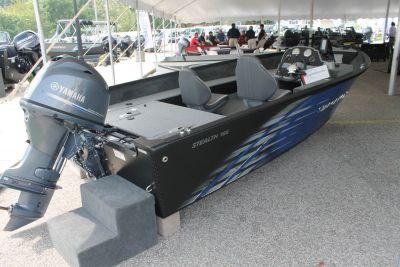 2019 StarCraft Stealth 166SC Jon Boats Hutchinson, MN