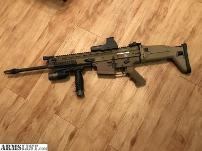 For Sale/Trade: Scar 17s w/ Eotech and Surefire