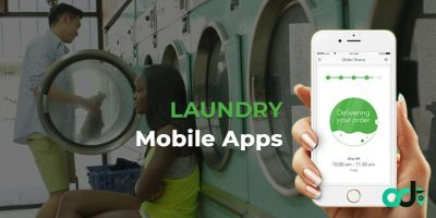 OnDemandTec offers Laundry Delivery App Solutions