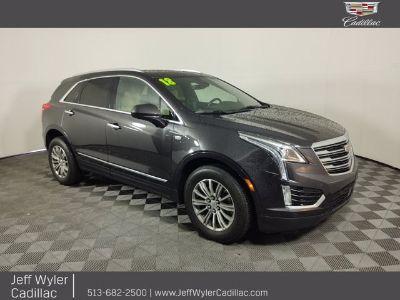 2018 Cadillac XT5 Luxury AWD (Dark Granite Metallic)