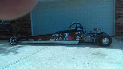 Turn Key Jr. Dragster