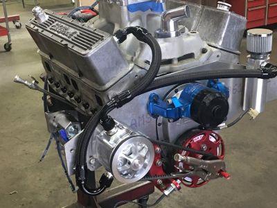 SBC 415ci Race Ready