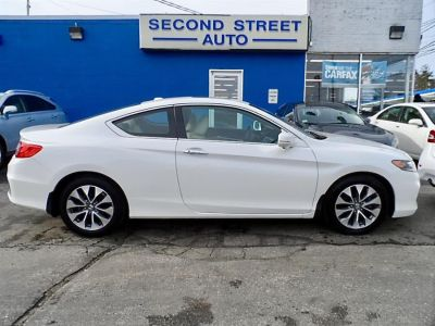 2013 Honda Accord EX-L (White)