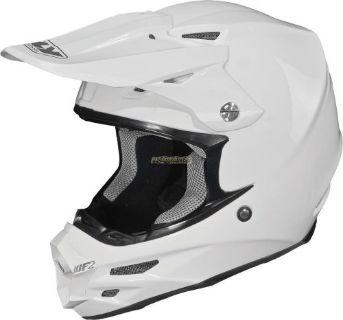 Buy FLY F2 CARBON FIBER HELMET WHITE motorcycle in Sauk Centre, Minnesota, United States, for US $278.95