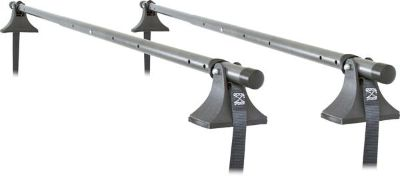 Purchase NEW UNIVERSAL TELESCOPING ROOF BARS-CAR TOP CARGO LADDER RACK (TRCB-4460-U) motorcycle in West Bend, Wisconsin, US, for US $53.99