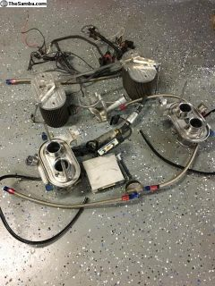 CB Performance GEN 1 Fuel injection System