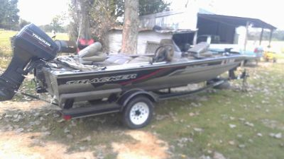 FOR SALE OR TRADE 1998 BASS TRACKER PRO TEAM 175 (VAN,TX)
