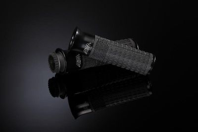 Sell NEW ABM Kupplungsfiff CNC S-Grips Black Retial $99.99 Motorcycle Riding Grip motorcycle in Englewood, Colorado, US, for US $69.99