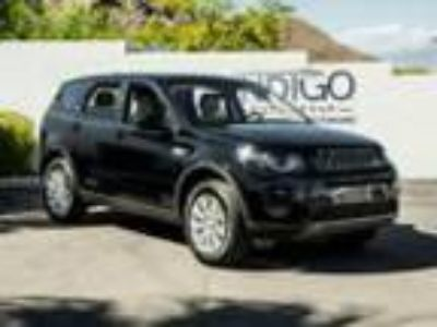 2019 Land Rover Discovery Sport SE 2019 Land Rover Discovery Sport SE 9-Speed