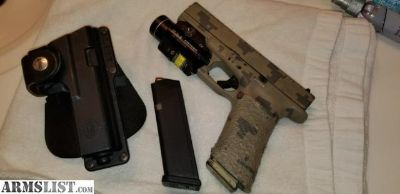 For Sale: Glock 22 9mm conversion