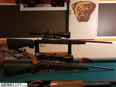 For Sale/Trade: Savage axis .308 with scope