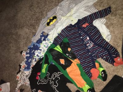 Lots of baby boy 3-6 months clothes