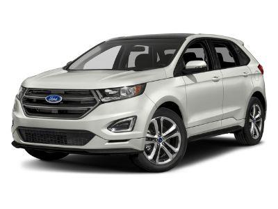 2018 Ford Edge Sport AWD (White Platinum Met Tri-Coat)