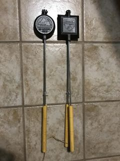CAST IRON COOKOUT TOOLS