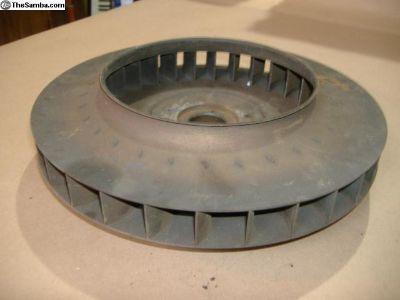 VW Type 3 engine rear cooling fan 62-74 yr