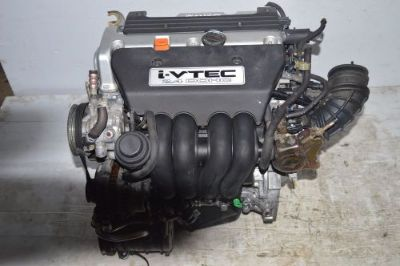 Buy 2002 2003 2004 2005 2006 JDM K24A MOTOR HONDA CRV i-VTEC 2.4L DOHC K24A1 ENGINE motorcycle in Chantilly, Virginia, United States, for US $1,299.99
