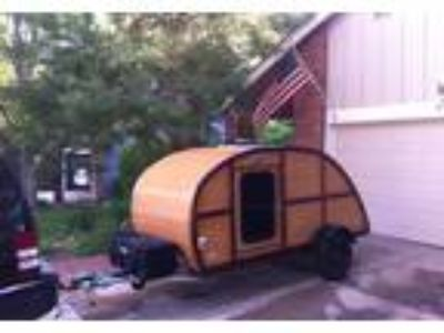2014 Custom Built Wood-Teardrop Travel Trailer in Centennial, CO