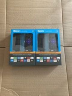 2 Roku Express Streaming Devices. Brand New!
