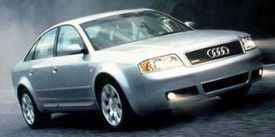 2000 Audi A6 4.2 quattro (Racing Green Pearl Effect)