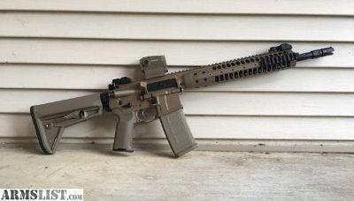 For Sale: LWRC PISTON AR-15