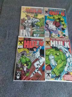 Incredible Hulk comics $2 each