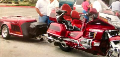 1997 Honda GOLD WING 1500 SE