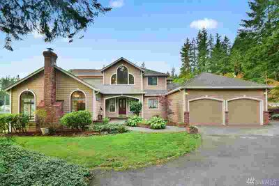 7810 NW Wildcat Lake Rd Bremerton Three BR, Beautiful Three BR