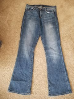 Lucky brand Jean's. Size 12/31