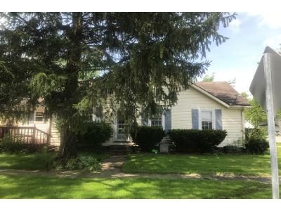 2 Bed 1 Bath Preforeclosure Property in Antwerp, OH 45813 - S Madison St