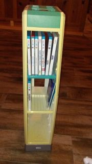 Wii U console + games, stand, and more